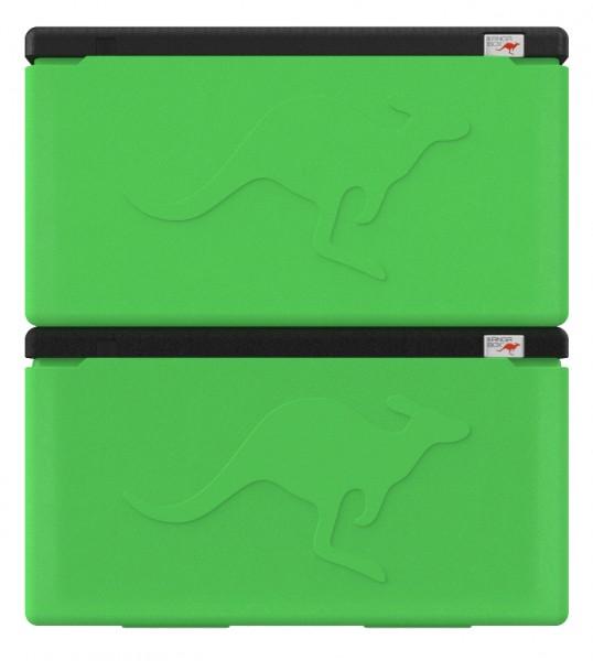 2x KÄNGABOX® Professional GN 1/1 lime - 48 Liter Inhalt